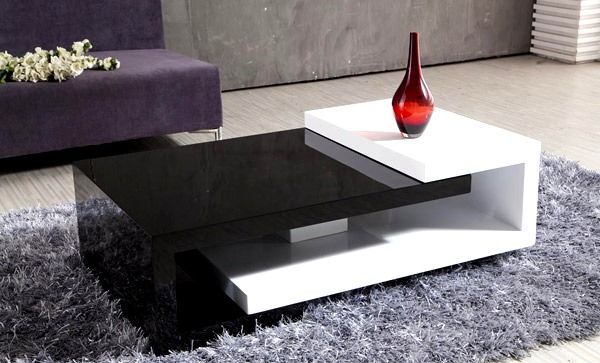 Swani furniture for Sofa central table
